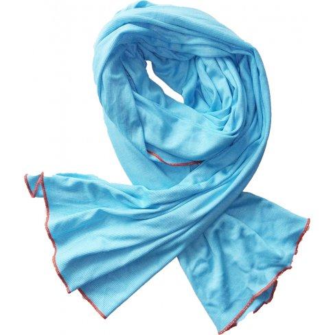 Φουλάρι Γαλάζιο 190cm x 60cm